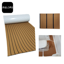 Light Brown & Black Anti-slip EVA Foam Boat Flooring