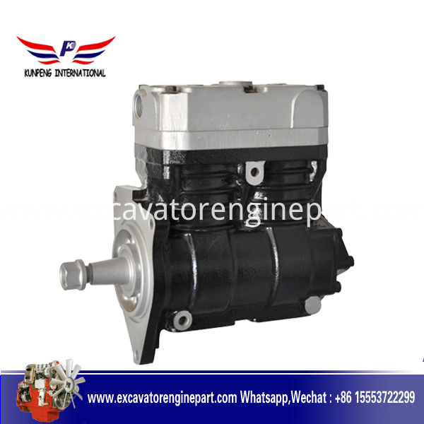 Double Cylinder Air compressor 612630030276 For Weichai WP12 Engines