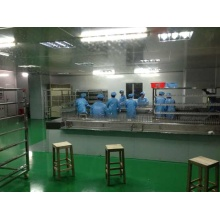 Automatic UV production line