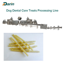 Automatic Single Screw Extrusion for Dog Chewing Gum