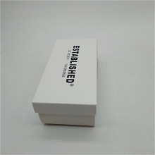 Eyeglasses Folding Top and base Card Gift Box