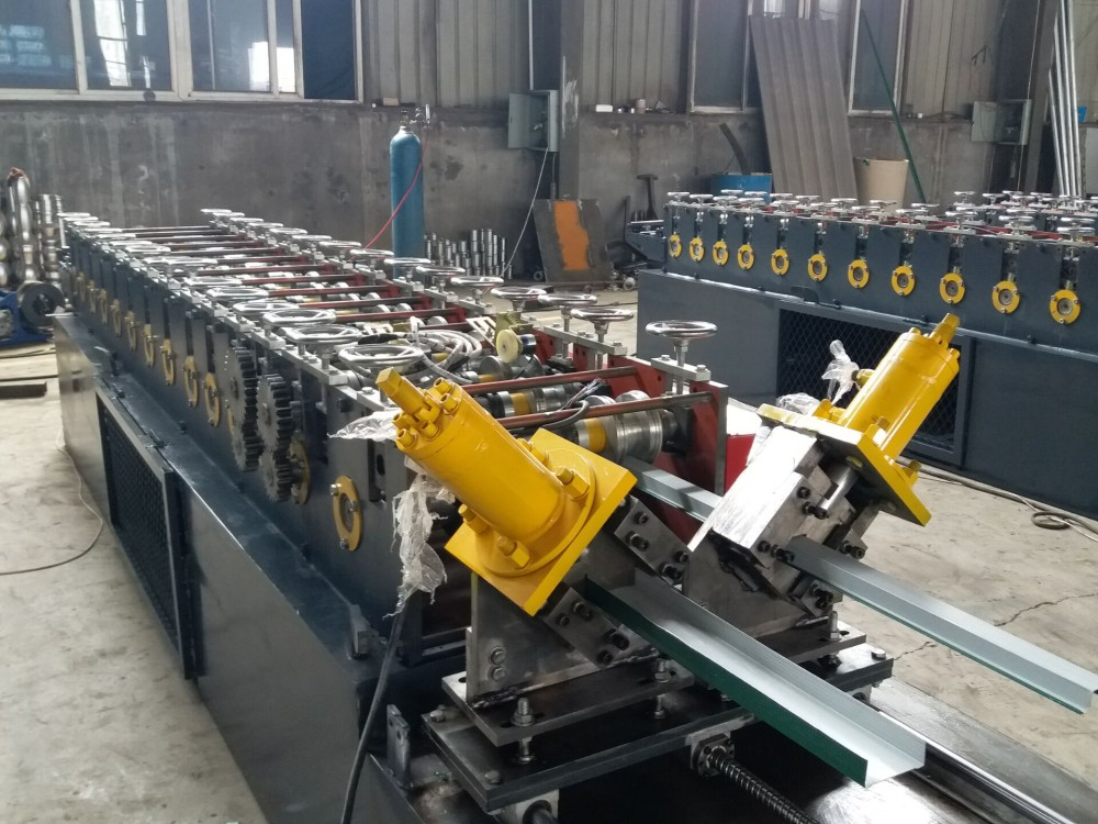Double Steel Keel Forming Machine