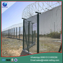 prison security fence anti-climb military fence