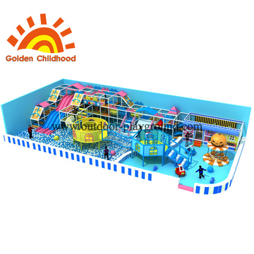Ocean Foam Indoor Playground Equipment For Sale