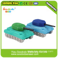 3d Eraser  Tank  Shaped