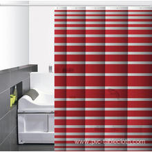 2019 Waterproof Bathroom printed Shower Curtain