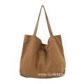 Large Canvas Shopping Tote Bags For Women
