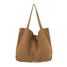 High Quality for Fabric Tote Bags Large Canvas Shopping Tote Bags For Women supply to Haiti Factory