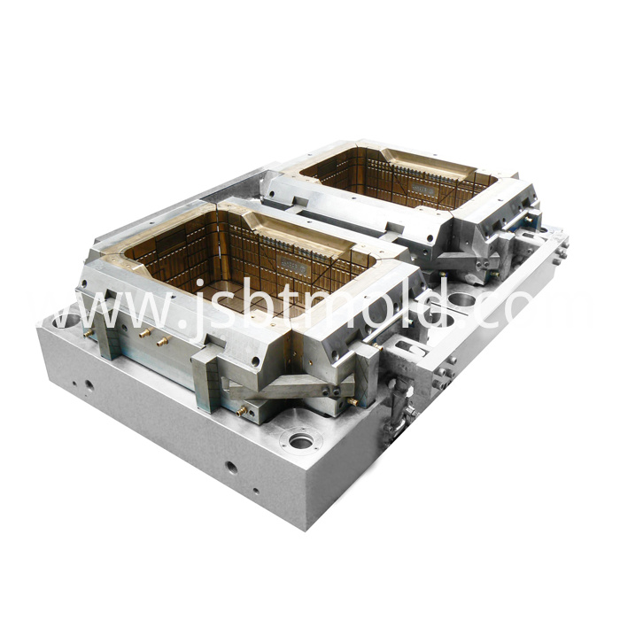 crate mould types design