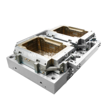 Plastic Injection Moulding for Crate