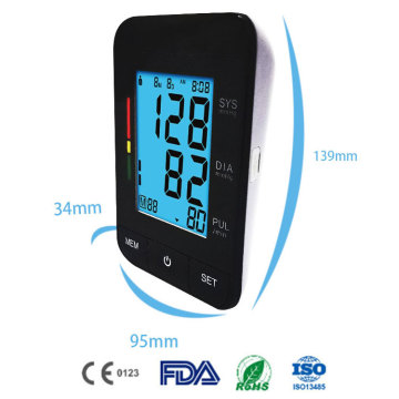 hospital automatic usb arm digital blood pressure monitor