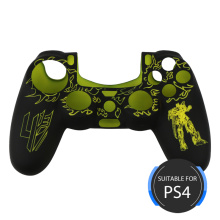 Laser Etching PS4 Silicone Cover Customized Pattern
