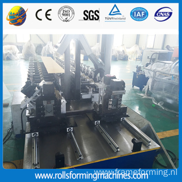 ZT C U L Keel Light Steel Forming Machine Roll Forming Machine