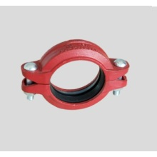 Special for China Grooved Pipe Couplings,Grooved Rigid Coupling,Grooved Couplings,Grooved Shouldered Coupling Manufacturer and Supplier Ductile Iron Grooved Flexible Coupling export to France Wholesale