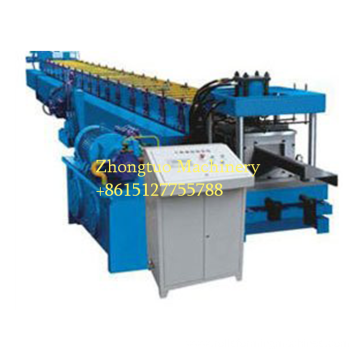 Z shape purlins forming machine