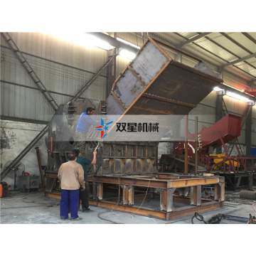 industrial  Metal Briquette Breaker Multi-Load Can Crusher