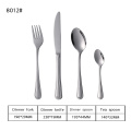 24 Piece Stainless Steel Tableware Set