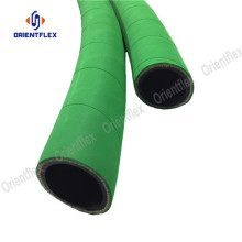 flexible rubber water transport hose 25 bar