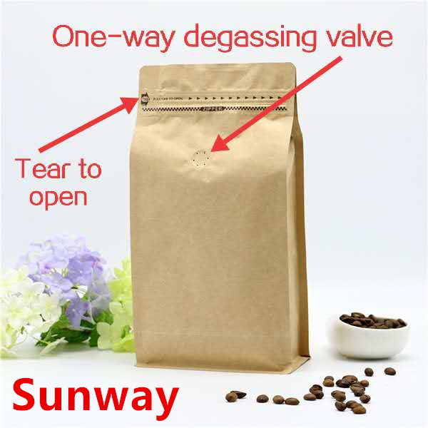 Resealable Coffee Bags