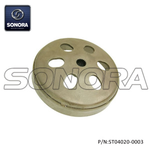 GY6-125 152QMI Clutch Bell (P/N:ST04020-0003) Top Quality