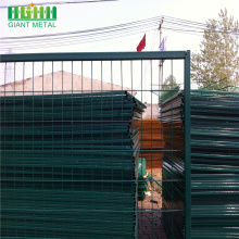 Garden fencing welded mesh fence panel Canada