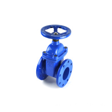 solid wedge high pressure and high temperature cast steel gate valve gearbox