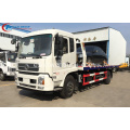 2019 Nuevo Dongfeng 7.2m Green Road Car Wrecker
