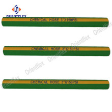 25mm acid alkali liquid resistant chemical hose 250psi