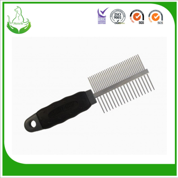 Durable dog grooming comb for dogs and cats