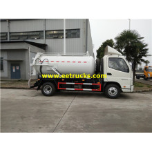Foton 10 CBM Sludge Suction Trucks