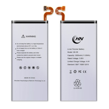Samsung S8 rechargeable battery replacement