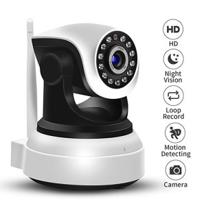 Home Security Alarm System Wifi Wireless IP Camera