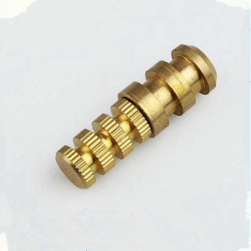 Customized Precision Brass CNC Machining Turned Parts