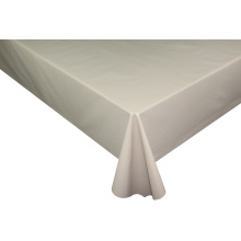 Solid Embossed Fabric Tablecloth Imprint Table Covers