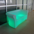 LED Bar Sofa Plastic Retro Style RGB Color