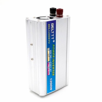 1200W DC/AC Mini Car Inverter with USB Function