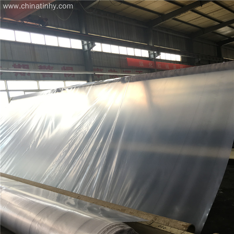 anti-seepage Composite Geomembrane with HDPE film geotextile