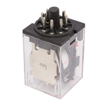 Best Quality for LY General Electromagnetic Relay MK2P 3P Electromagnetic Relay export to Cayman Islands Exporter