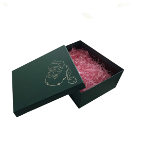 Kraft Paper Boxes In Printing For Perfume Packaging