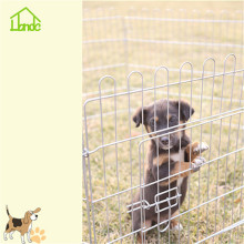 Indoor wire welded galvanized folding pet playpen