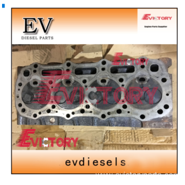 PERKINS engine cylinder head 404D cylinder block
