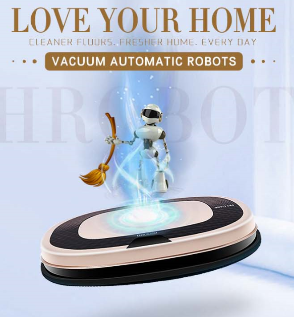 Vacuum Cleaning Robot