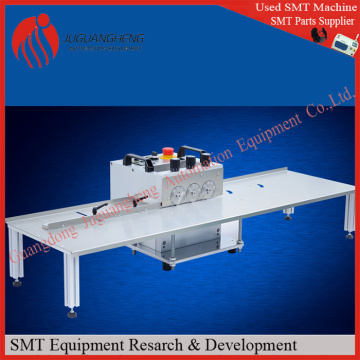 3-pole-tylpe PCB cutting machine with 1.2m platform