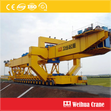 Beam Moving Crane for Road Construction