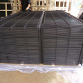 Galvanized and PVC Coated Welded Mesh Fence