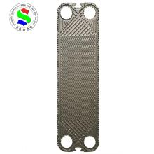 Success heat exchanger 0.5mm ss316 plate H17