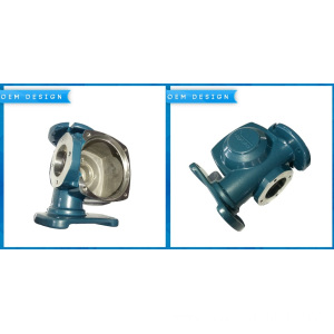 High Quality Casting Pump Part