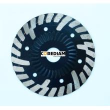 125mm Sintered Turbo Blade