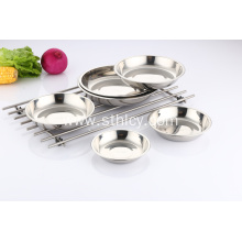 Polished 304 Stainless Steel Round Plates