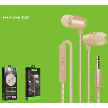Noise cancelling earphones